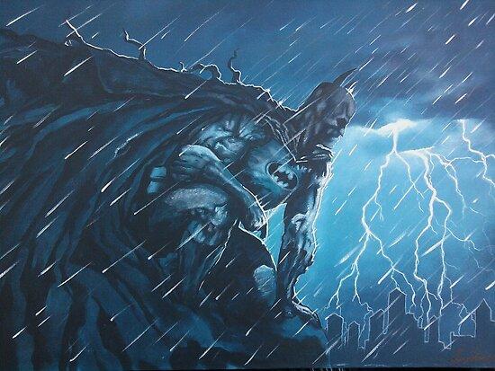 THe Gotham Knight Final by imajica