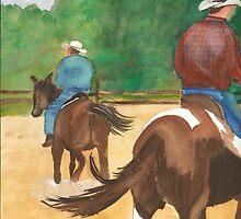 Cowboys by ClaraM