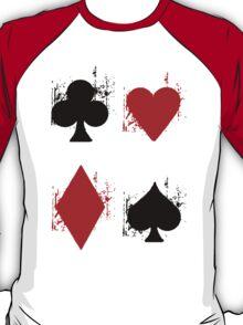 Ace of Tee. T-Shirt