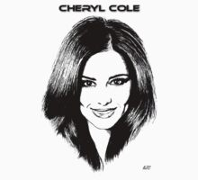 Cheryl Cole T Shirt by kmercury