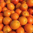 Food - maroc oranges