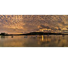 The WOW Factor (Panoramic) - Newport,Sydney - the HDR Experience Photographic Print