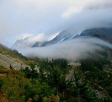 Encroaching Clouds by Amy Hale