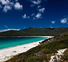 Wineglass Bay by morealtitude