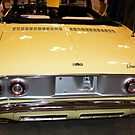 Convertible Corvair by brucecasale