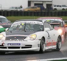 PORSCHE 996 GT3   Phillip Island    17-5-09 by Ian Nichols