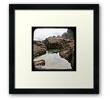 Rockpool - Through The Viewfinder (TTV) Framed Print
