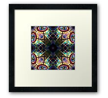 Tiffany's Delight Framed Print