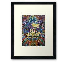 Gaia - 2010 Framed Print