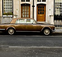 1973 Rolls Royce Silver Shadow by James Dolan
