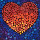 Healing Heart by Sharon Cummings