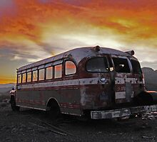 Old Bus by Tom-Sky