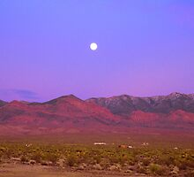 Moon of Nevada by Tom-Sky