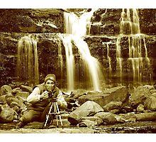 """""""Me @ Liffey @ 0700"""" Photographic Print"""