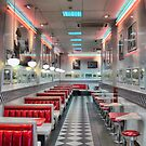 Hungry Jacks in New Zealand's Neon   by cullodenmist