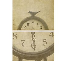 Will time ever stand still for us Photographic Print