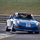 The PORSCHE is airborne! by Ian Nichols