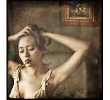 Careless Photographic Print