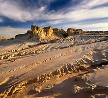 Lake Mungo patterns by Hans Kawitzki