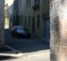 Surry Hills Streets by gematrium