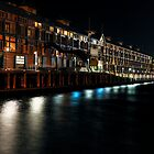 Finger Wharf - Woolloomooloo - 2010 by Bill Fonseca