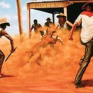 A Dust Up by Cary McAulay