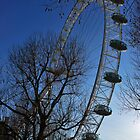 london eye  by LauraBenassi