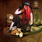 Travel...Steampunk style by Rubyblossom