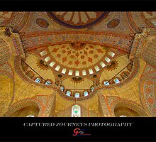 The Turkish Tiles by capturedjourney