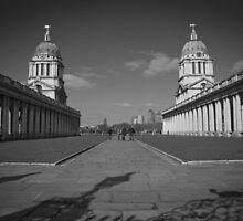 Old Royal Navy College Study - Finale by AjayP