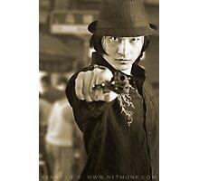 :::Revolver::: Photographic Print
