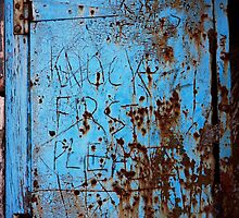 Knock First Please by Roger Barnes