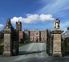 Crewe Hall, Cheshire by Nick Bland
