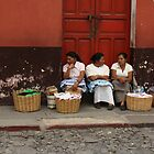 Guatemalan Women by Jennifer Sands
