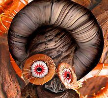 Bagel Head by GolemAura