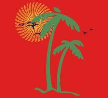 Tropical trees T-Shirt