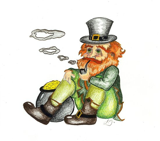 Luck o' the Irish by Lynsye Medalia
