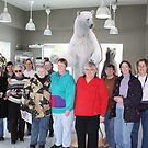 Porcupine Art Club visit Polar Bear Habitat by eoconnor