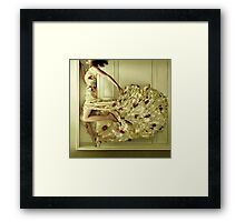 a-muse Framed Print