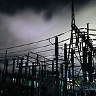 East Perth Substation by astrant82