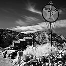 Nelson, Nevada IR BW 1 by MKWhite
