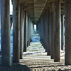 Under the Pier by stephanielim