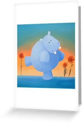 Hippo by Koekelijn