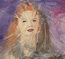 Gossamer girl by Sharon Williamson