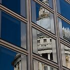 a different view of St Paul's Cathedral, London by mara calvi