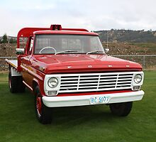Brighton Truck Show 2010 by PaulWJewell