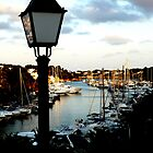 Street Lamps View by joelister10