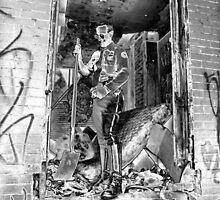 Tin Man Needing Oil by sparky178