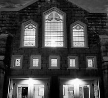 Spooky Church by Bob Larson