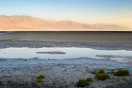 Badwater at Dawn